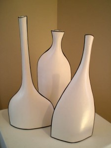 Assorted Long, medium and short Neck Bottles - ceramic £200 each